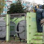 Ghenele de gunoi din oraşul Constanţa